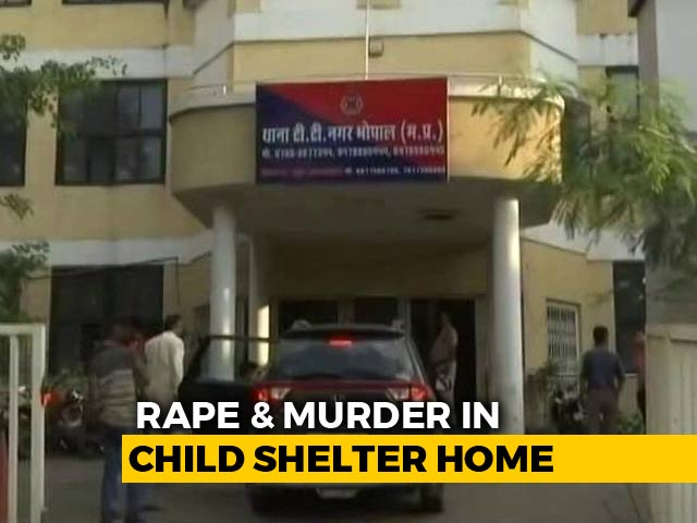 """Video : """"Raped, Bled To Death"""": After Bihar, Horror At Bhopal Shelter Home"""