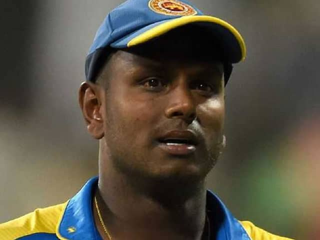 Thats why Anjelo Mathews was given such punishment by Sri Lanka cricket. He wasnt given place in ODI and T-20 Team