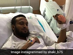 Bangladesh All-Rounder Shakib Al Hasan Ruled Out For Three Months