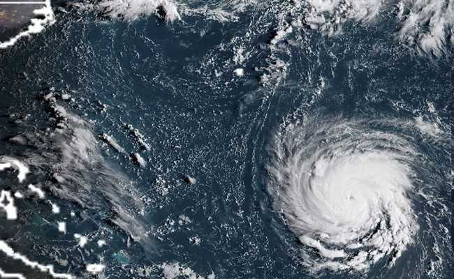 Category 4 Hurricane Florence Threatens US With 'Catastrophic Flooding'