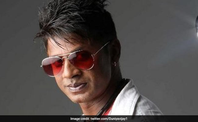 Kannada Actor Vijay, Three Accomplices Arrested On Assault Charge