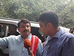 बीजेपी के दिल्ली प्रदेश अध्यक्ष मनोज तिवारी बोले- जनता के लिए जितनी बार कोर्ट आना पड़े, तैयार हूं