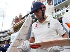 England Assistant Coach Paul Farbrace Hopes Alastair Cook Can Bow Out With 33rd Test Century