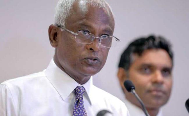 Maldives President Asks For Details Of Graft Under Pro-China Predecessors