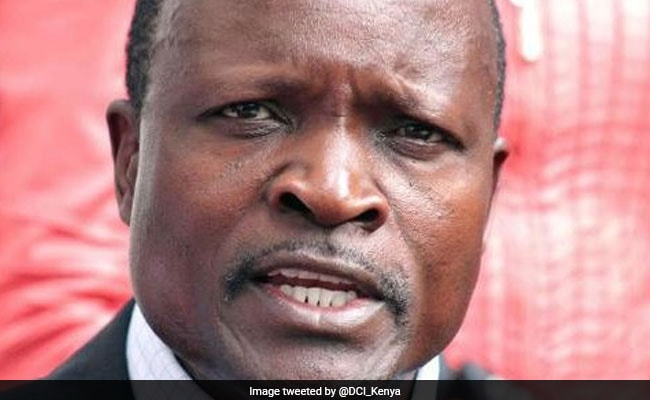 Kenyan Governor Charged With Murder Of 26-Year-Old Pregnant Lover