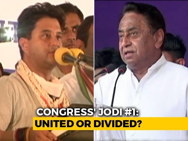 Video : Madhya Pradesh Congress: United Or Divided?