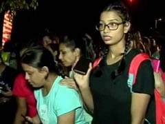 """Over 200 Women In Delhi Reclaim The Streets In A Midnight """"Fearless Run"""""""