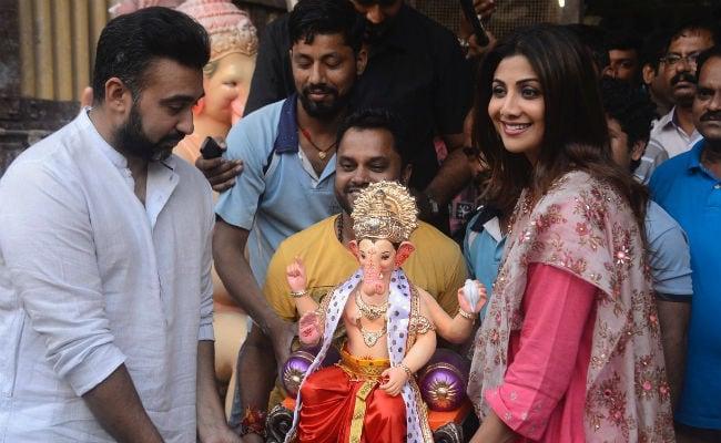 Ganesh Chaturthi 2018: Shilpa Shetty, Sanjay Dutt And Others Bring Bappa Home. See Pics