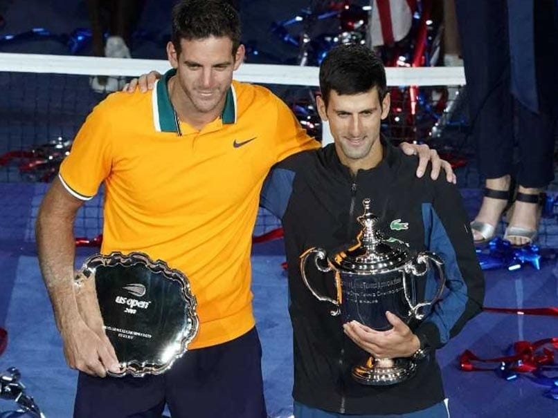 US Open: Juan Martin del Potro Backs Novak Djokovic To Break Roger Federer