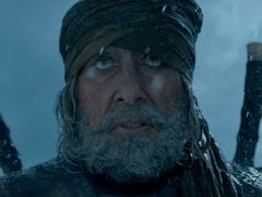'ठग्स ऑफ हिन्दोस्तां' के ट्रेलर लॉन्चिंग पर बोले अमिताभ बच्चन- 'अब मेरी एक्शन करने की उम्र नहीं'
