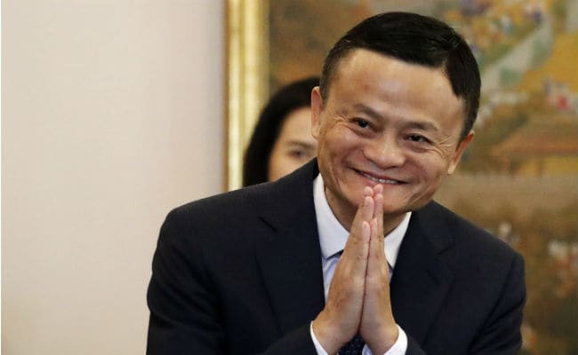 Alibaba Co-Founder Jack Ma Announces Retirement
