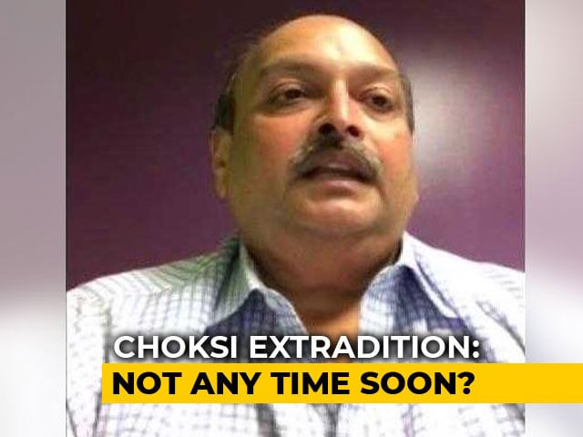 Video : Antigua Says Will Cooperate With India For Mehul Choksi's Extradition