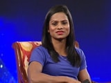 "Video: ""Used To Run Barefoot On The Road, Riverbank"": Professional Sprinter Dutee Chand"