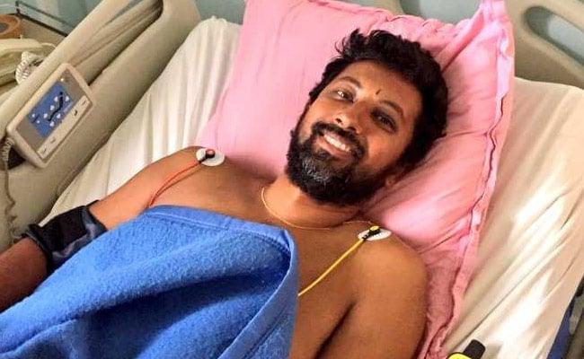 Rescued Navy Man Abhilash Tomy Says 'Soldier Inside' Helped Him Survive