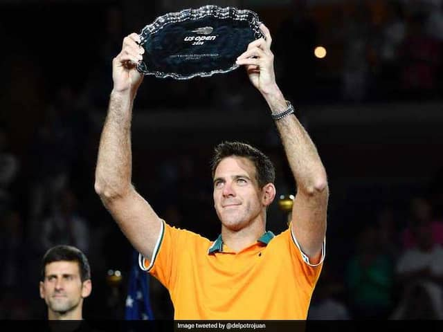 """Juan Martin Del Potro Savours """"Amazing Year"""" After Injury Hell"""