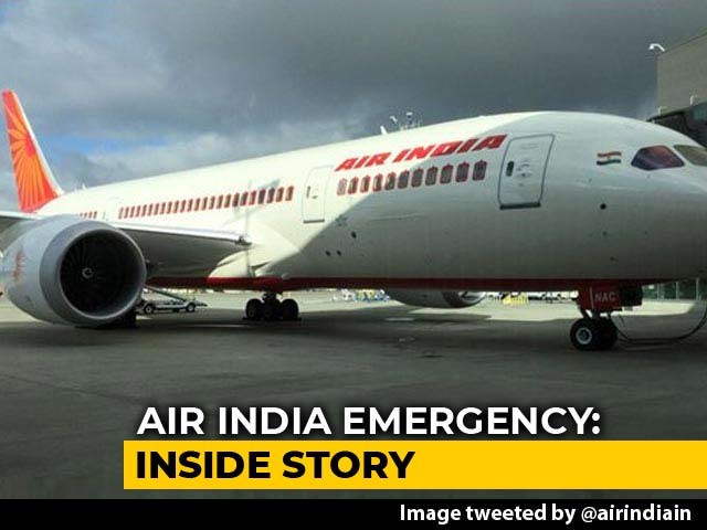 Video : With 370 On Board, Air India Flight Over US Reported A Pilot's Nightmare