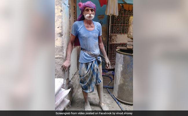 Viral Video: नहीं है एक पैर, इस बुजुर्ग की बेहिसाब मेहनत देखकर आपकी भी आंखें हो जाएंगी नम