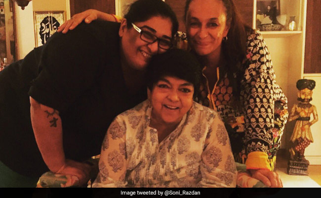 Filmmaker Kalpana Lajmi Dies At 64. 'Deeply Saddened,' Post Soni Razdan, Hansal Mehta, Huma Qureshi And Others