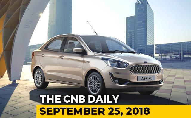 Video : Ford Aspire Facelift Bookings, TVS Star City +, Mercedes E-Class All-Terrain