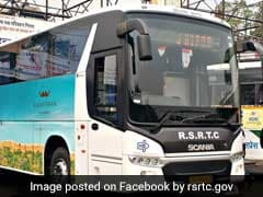 4,500 Rajasthan Buses To Remain Off Roads Today As Employees Strike