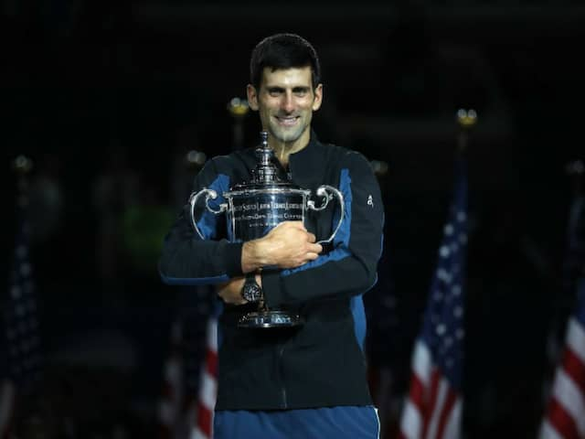 US Open 2018: Novak Djokovic Wins Third US Open, Equals Pete Sampras On 14 Grand Slams