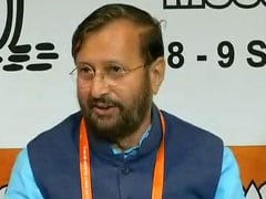 """Begging Bowl"" - Words Minister Prakash Javadekar Wants To Take Back"