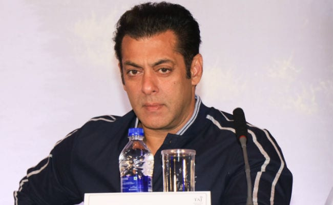 Shivling At Dabangg 3 Set Sparks BJP-Congress Row, Salman Khan Clarifies