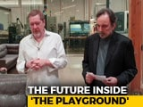 Video: 'Welcome To The Future': Prannoy Roy Speaks To Silicon Valley Innovators