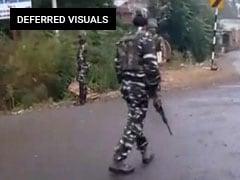5 Terrorists Killed In Fierce Encounter In South Kashmir's Kulgam