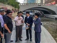 For Pollution-Free Yamuna, Arvind Kejriwal In Seoul For Cleaning Lessons