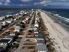 """Hurricane Warnings As """"Life-Threatening"""" Florence Gets Closer To US Coast"""