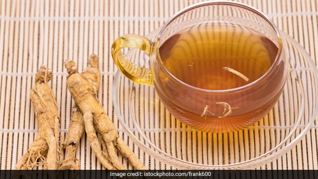 Ginseng Tea: this Herbal Tea helps weight control, increases sexual activeness