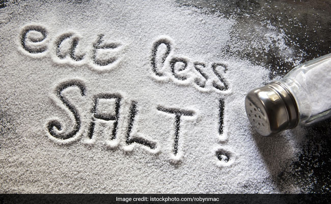 High Salt Intake May Up Chances Of Bloating: Study