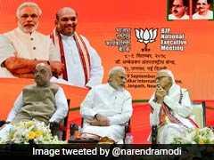 """Months Of """"Betrayal"""": Congress Attacks BJP After Key Party Meet"""