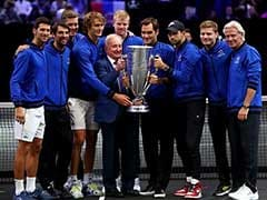 Alexander Zverev Seals Laver Cup Win For Team Europe