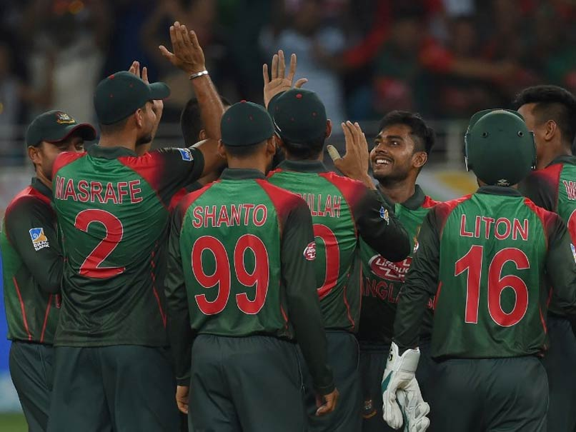 Asia Cup: Mushfiqur Stars In Bangladesh's 137-Run Win Over Sri Lanka