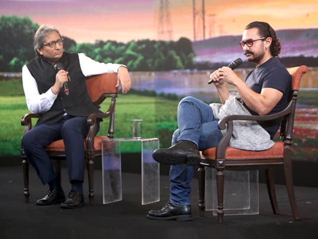 Video : The Best Of NDTV Yuva: Aamir Khan, Akhilesh Yadav, And More