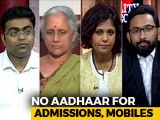 Video : Aadhaar Verdict: Win For Whom?