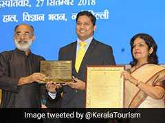 """""""Resilient"""" Kerala Bags 4 Prizes At National Tourism Awards"""