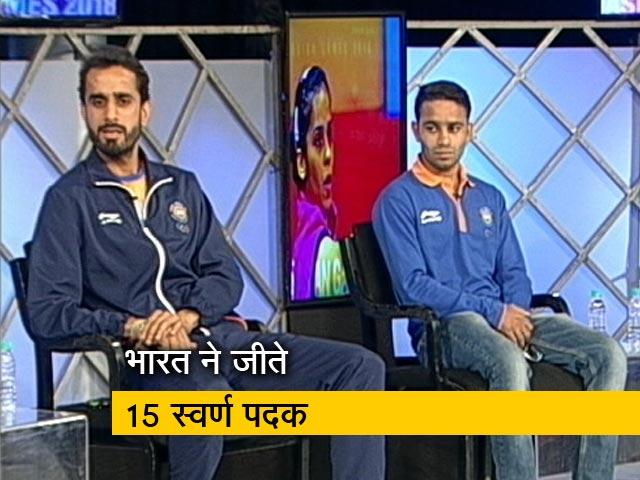 Video : एशियाड में भारतीय खिलाड़ियों ने दिखाया दम