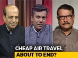 Video : Are The Days Of Cheap Air Travel About To End?