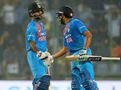 India vs Bangladesh Live Score: अर्द्धशतक के बाद और खतरनाक हुए रोहित, शाकिब की गेंद पर 70 मी. लंबा छक्का जड़ा