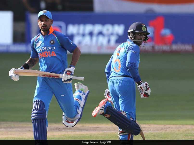 Live Cricket Score, India vs Hong Kong Asia Cup 4th ODI Updates: Ambati Rayadu Falls For 60 As Hong Kong Fight Back vs India