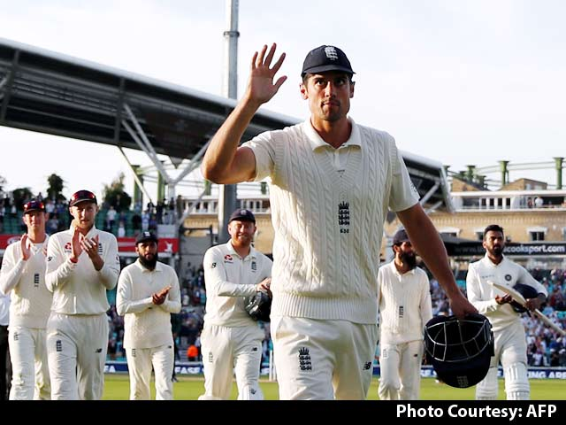 Alastair Cook Signs Off In Style; India Suffer Massive Defeat
