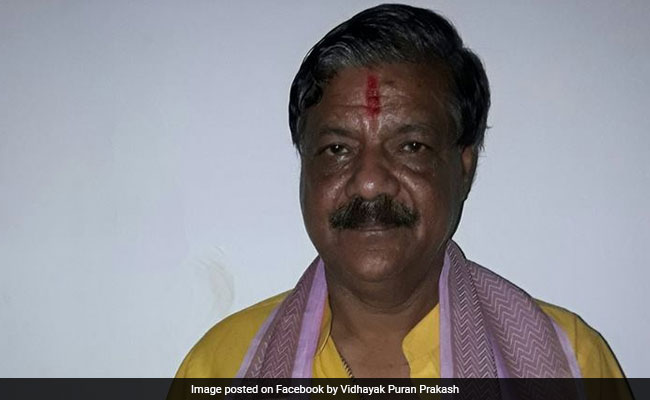 In UP, BJP Lawmaker Launches Sit-In Protest Outside Police Station
