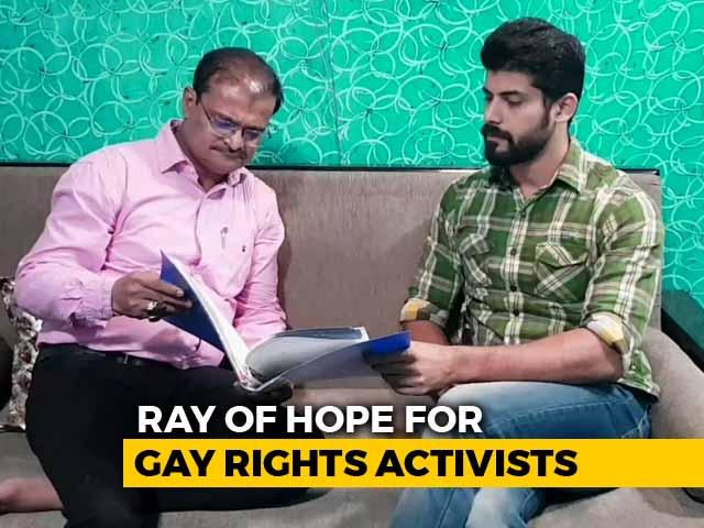 Video : For Men Arrested Under Anti-Gay Law, Hope After Supreme Court Verdict