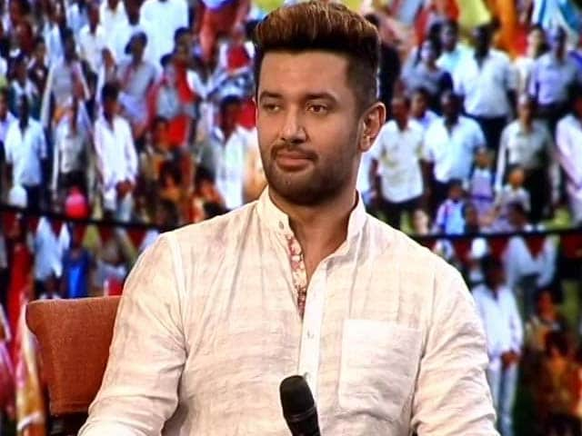 "Video : ""PM Modi Will Be The Prime Minister Again In 2019,"" Says Chirag Paswan"