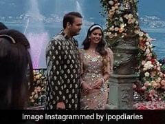 Isha Ambani Engagement: मुकेश अंबानी का हाथ थामे सगाई में पहुंचीं ईशा अंबानी, 15 Inside Pics And Videos