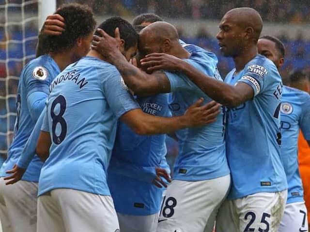 Premier League: Five-star Manchester City Demolish Cardiff