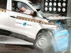 Maruti Suzuki Vitara Brezza Crash Tested By Global NCAP; Here's Its Score